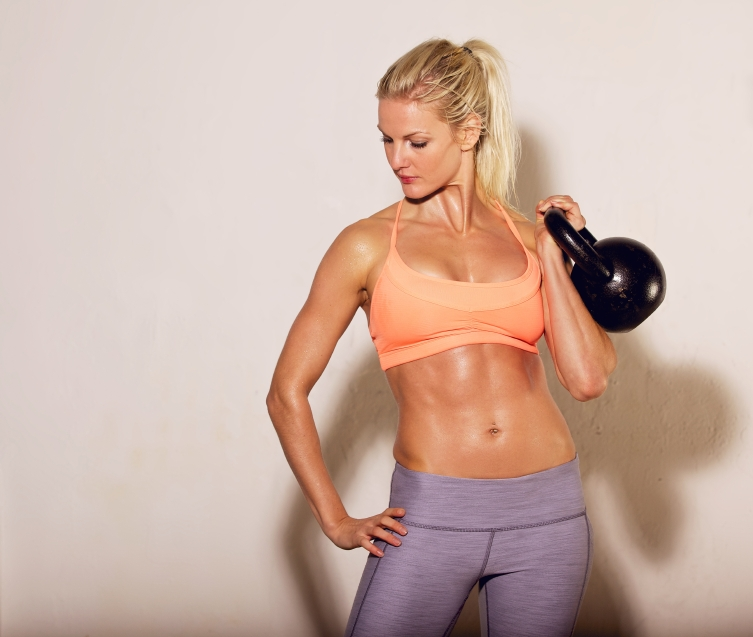 20 Minute Kettlebell Fat Loss Circuit
