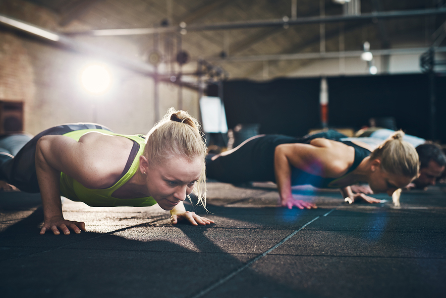 Pushups Are A Simple And Effective Exercise
