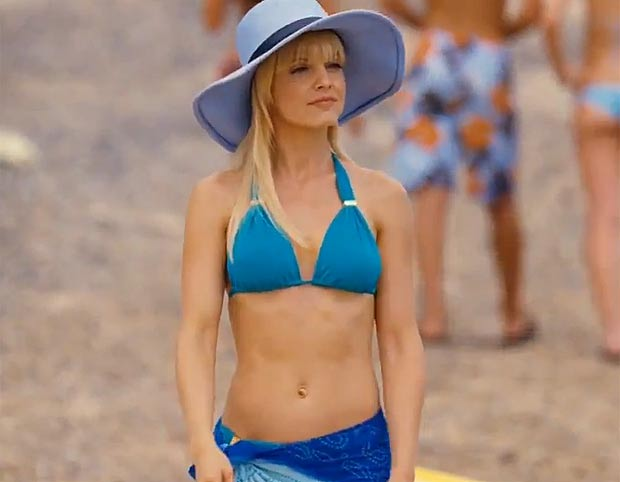Mena Suvari is Wicked Fit for American Reunion ...