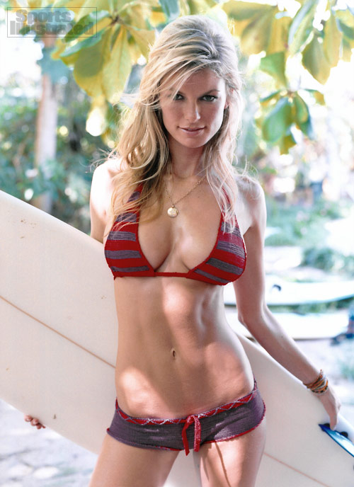 Marisa Miller's Travel Workout