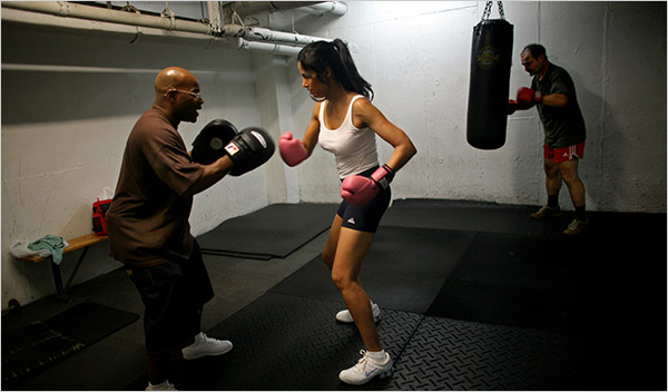 Padma's Top Boxing
