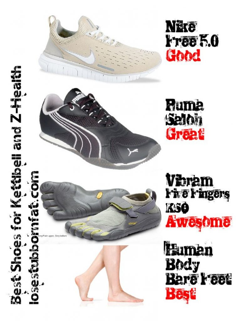 The Best Workout Shoes Are (You'll Be Surprised)