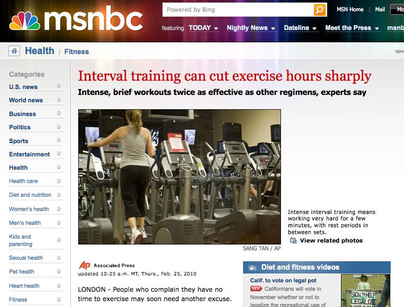 New Study: Women Need 60 Minute Workouts