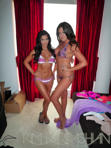 Kim and Khoe Kardashian: Celebrity Body Fat Percentages