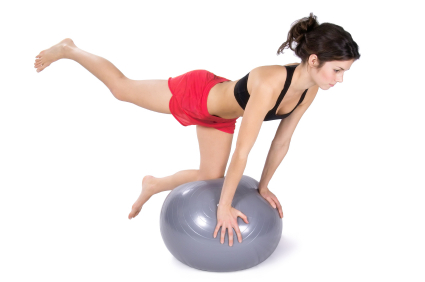 Completely Transform Your Fat Loss Workouts With Stability Ball Training!