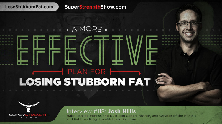 Josh interviewed on the Super Strength Show