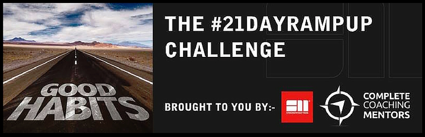 21 Day Ramp Up Challenge!
