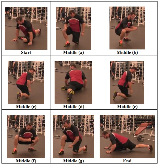 Butterfly Hip Mobility Flow