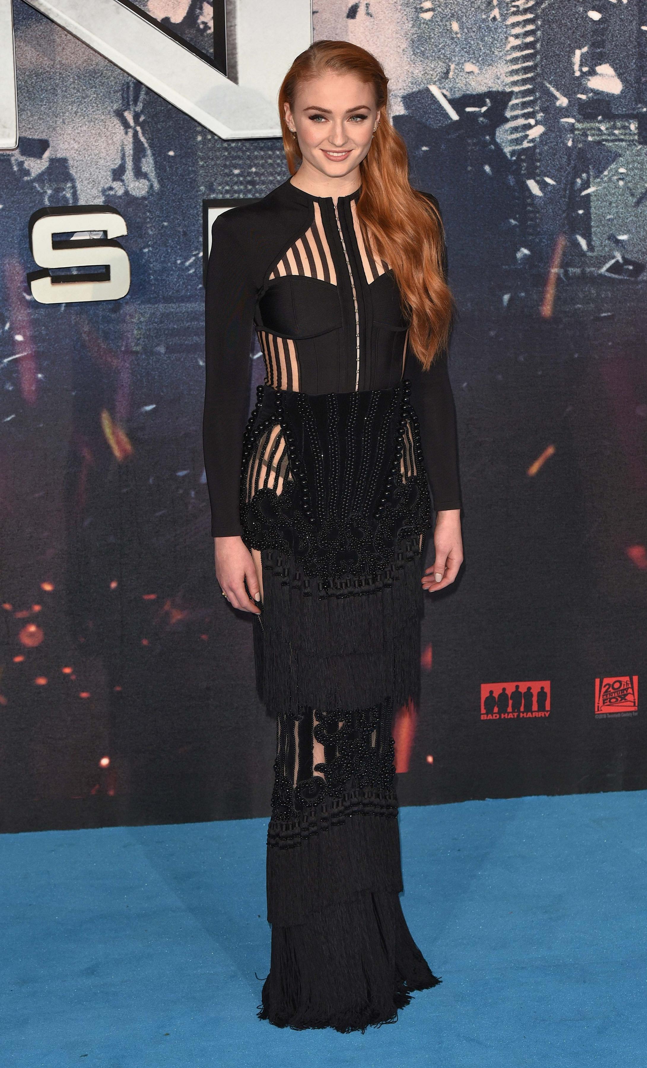 "Sophie Turner - ""X-Men: Apocalypse"" Global Fan Screening Photo Credit: Landmark / PR Photos"