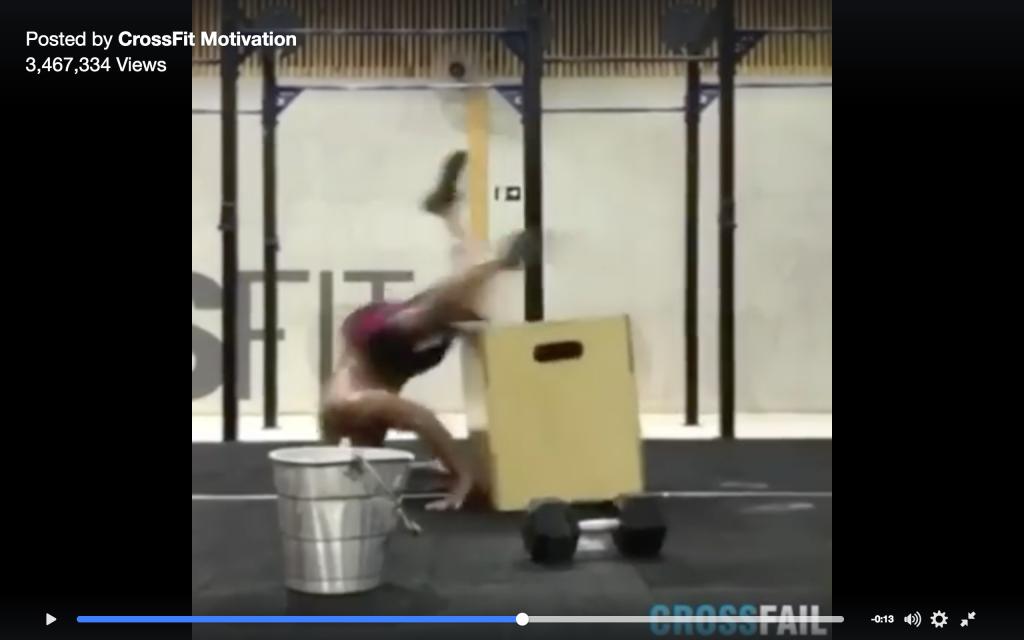 Box Jumps + Fatigue = not genius