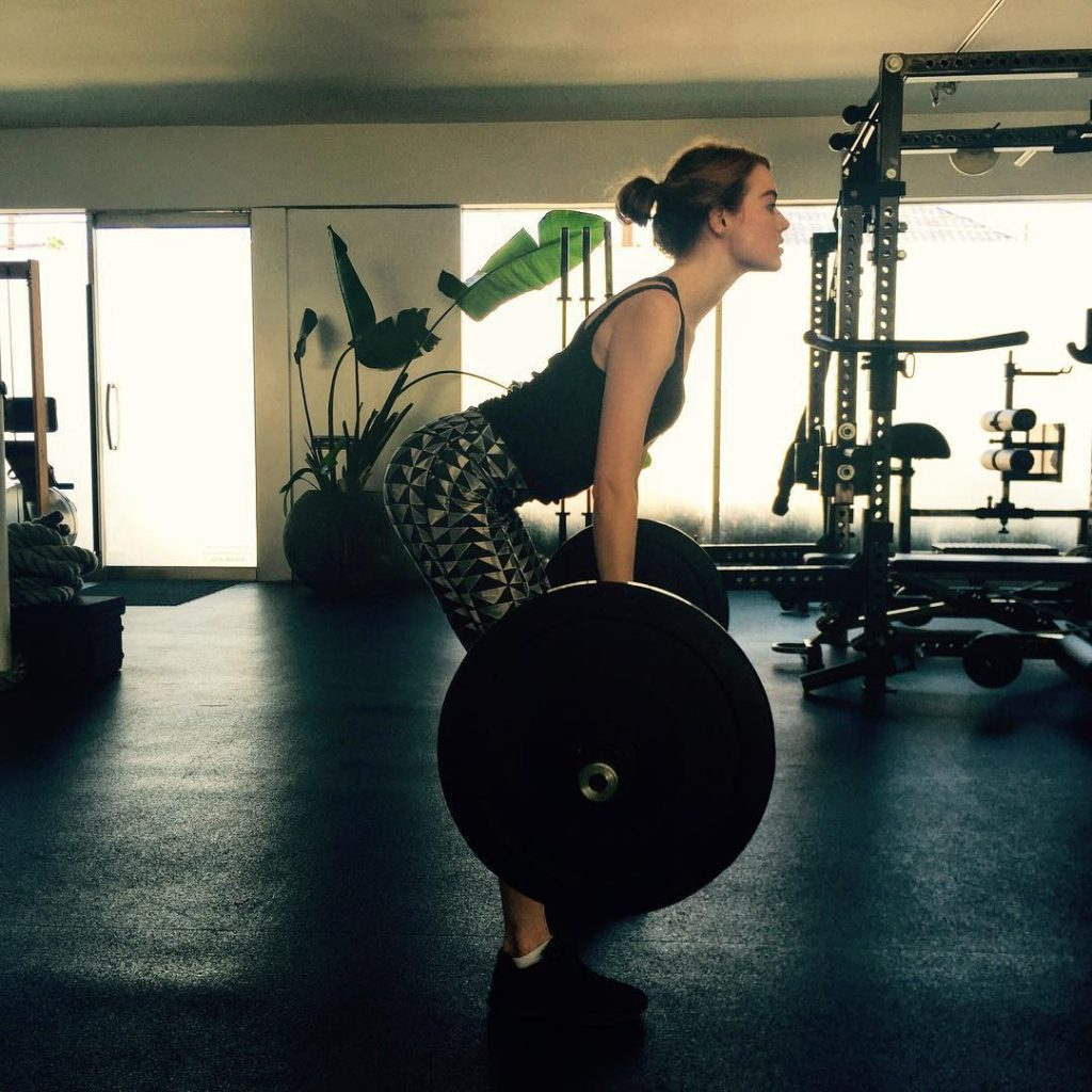 Emma Stone, Beautiful Movement, and Deadlifts