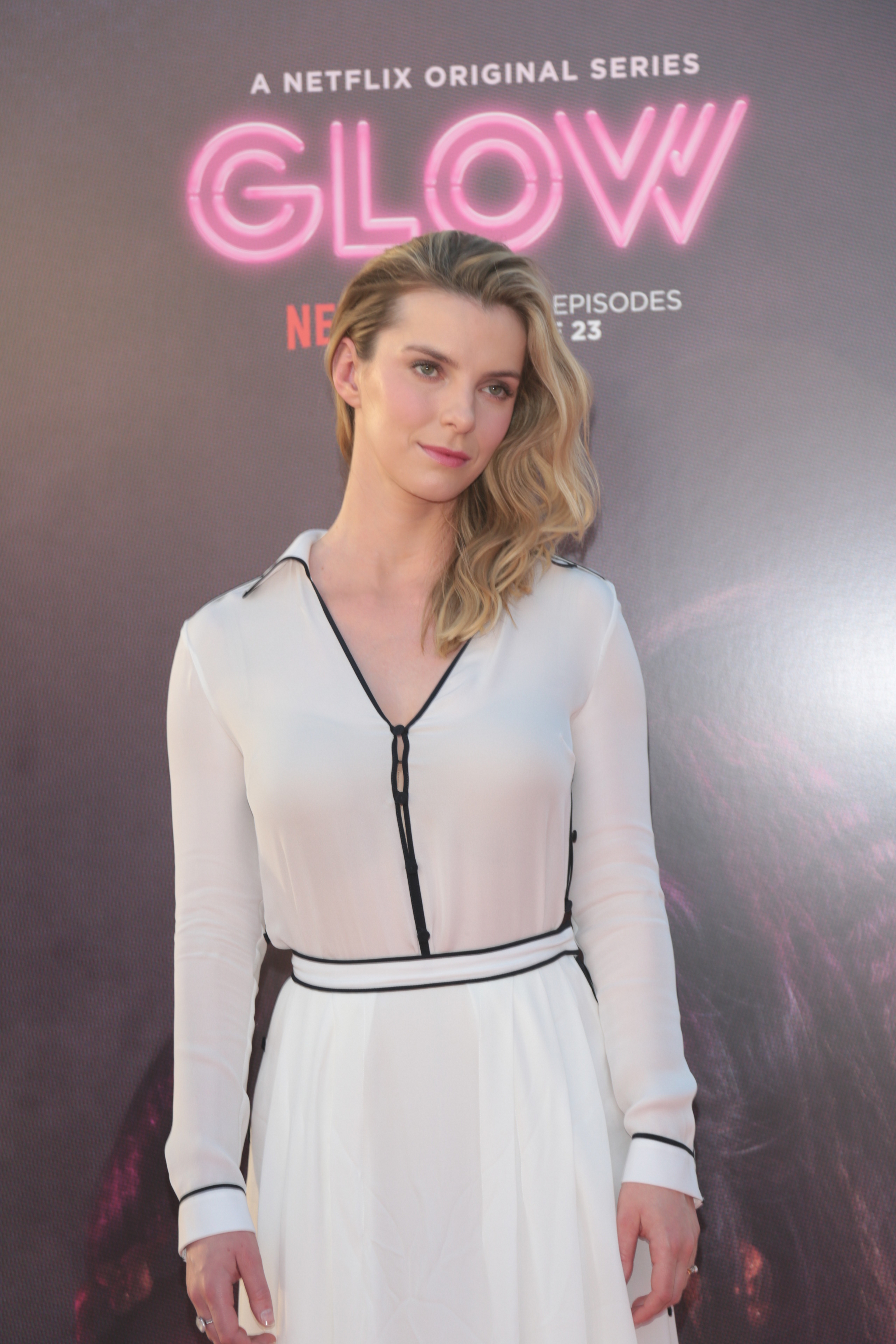 "06/21/2017 - Betty Gilpin - Netflix's ""GLOW"" TV Series Los Angeles Premiere Photo Credit: Guillermo Proano / PR Photos"