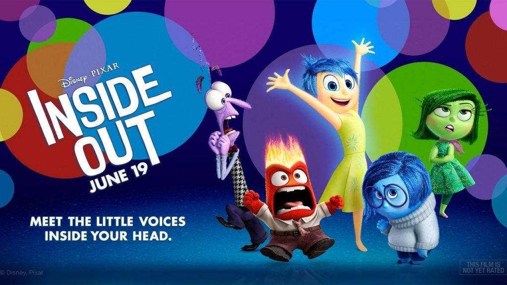"How the Pixar Movie ""Inside Out"" is the Key to Beating Emotional Eating"