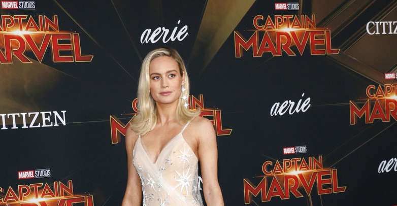 Brie Larson and Becoming Your Own Superhero in Real Life