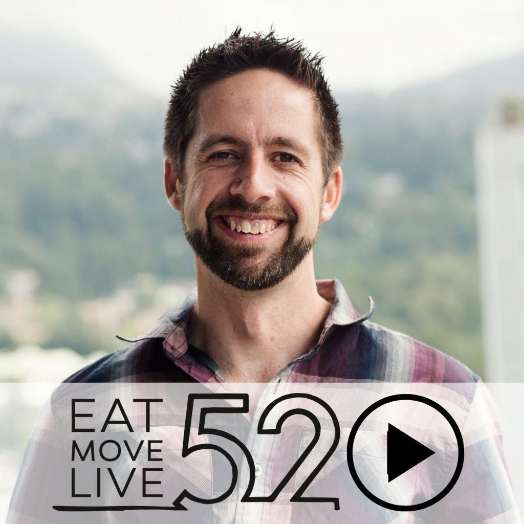 The Art and Science of Emotional Eating, on the EatMoveLive52 Podcast
