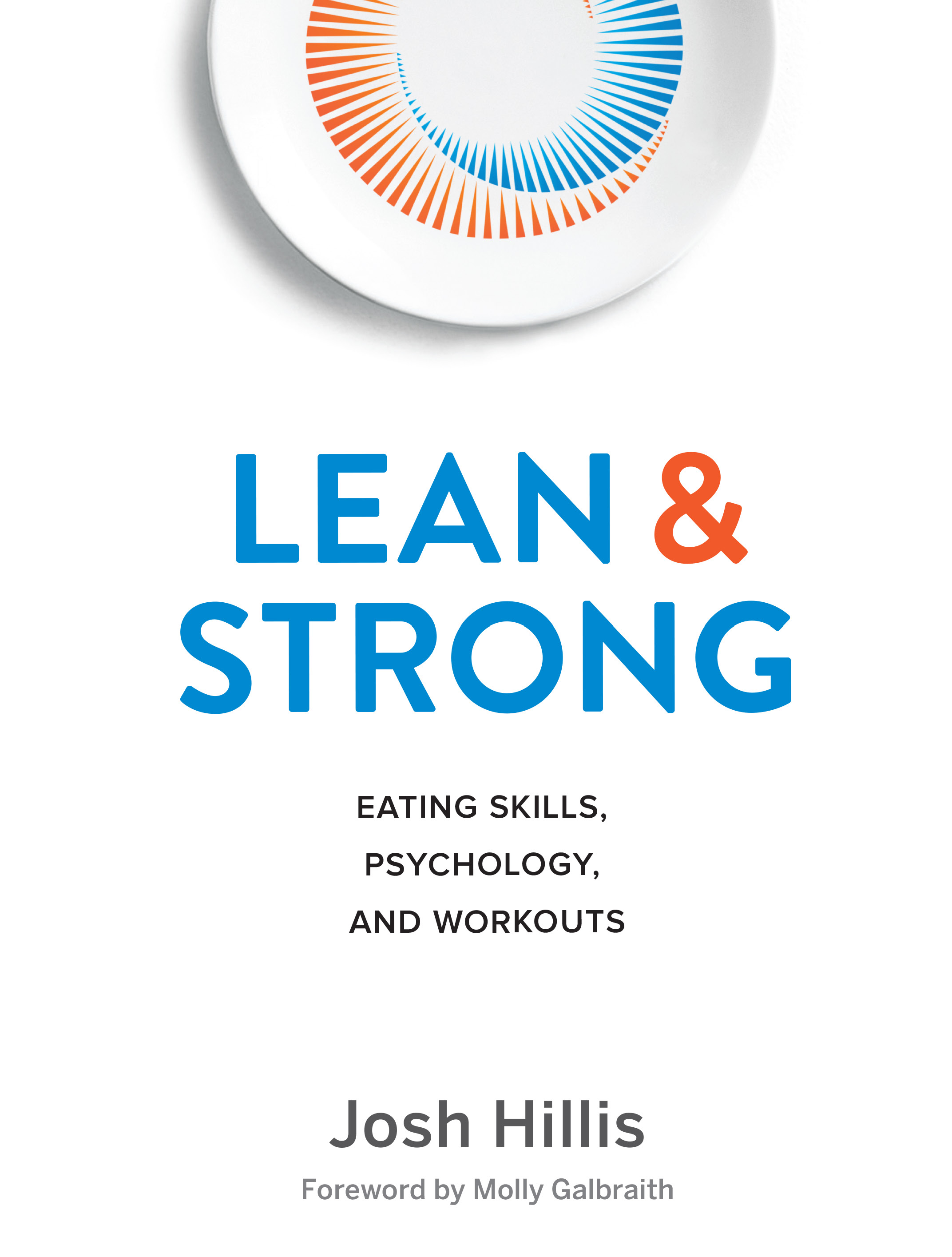 Lean and Strong Josh Hillis Book Cover