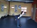 Swing Hyperextension