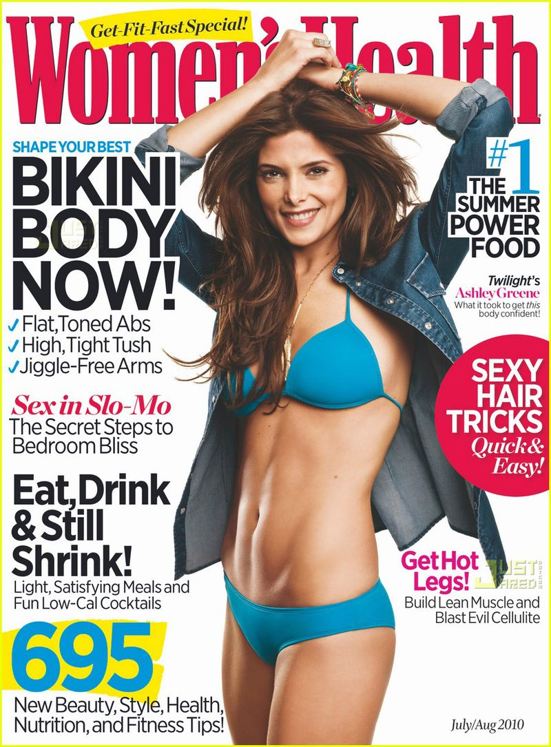 Ashley-greene-bikini-womens-health-kettlebell
