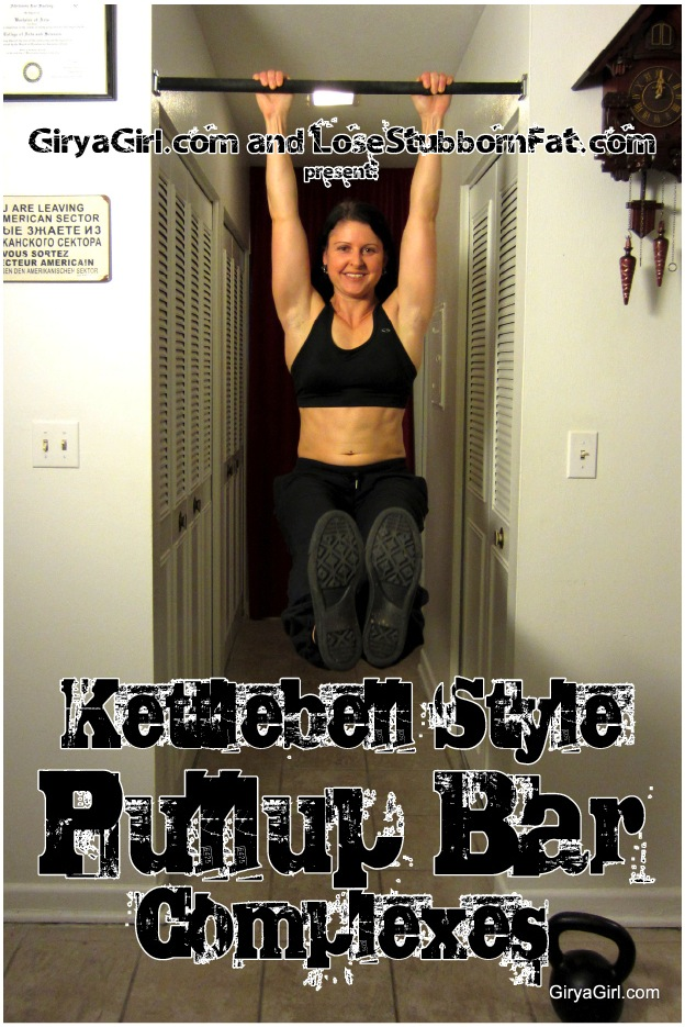 Kettlebell-style-pullup